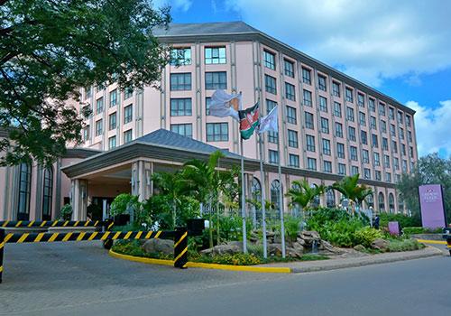 HOLIDAY INN NAIROBI HOTEL