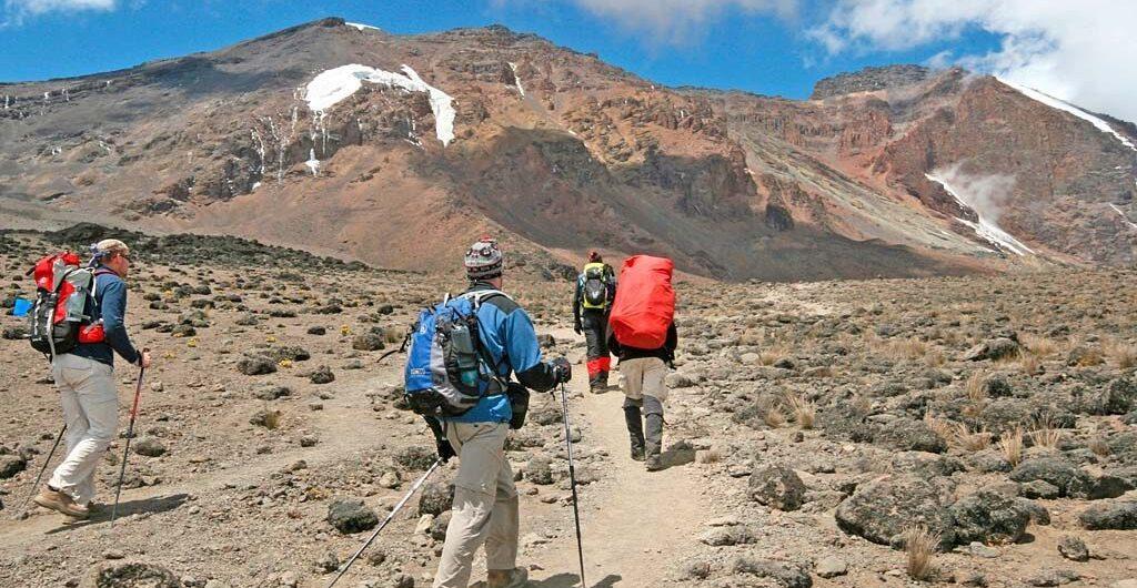 5 DAYS CLIMB MOUNT KILIMANJARO MARANGU ROUTE